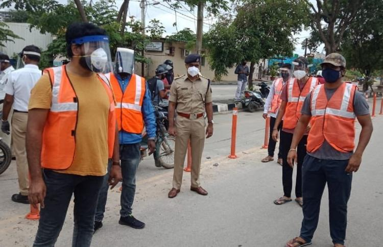 Bengaluru civil wardens