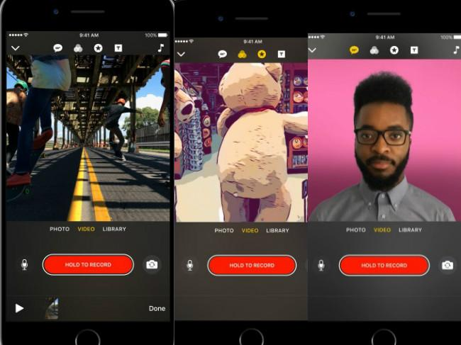 Making videos just got a lot more fun with Apples new video-making app Clips