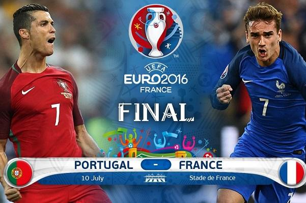 France rides on sensational Griezmann to reach Euro final face off against Portugal