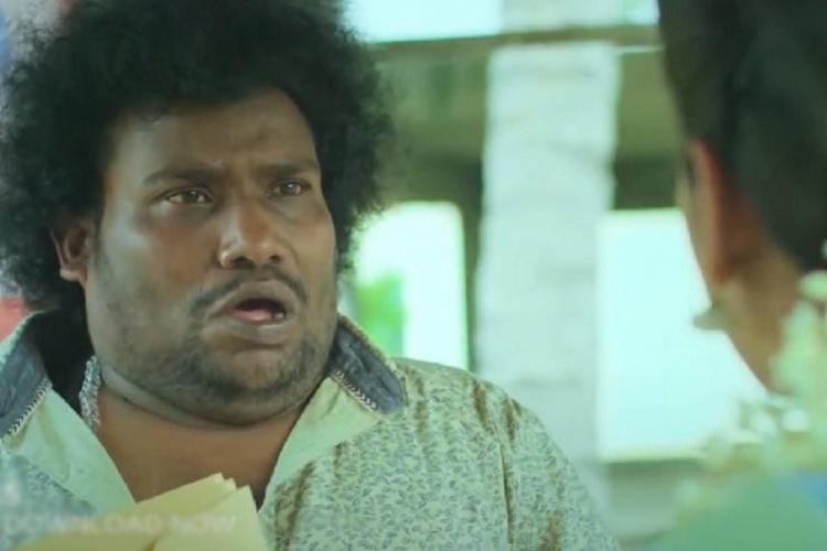 Yogi Babu in Cocktail comedy film on Zee5