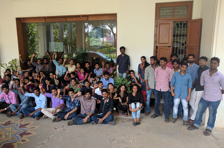 Textile Ministry endorsed Coimbatore college faces student protests over deteriorating conditions