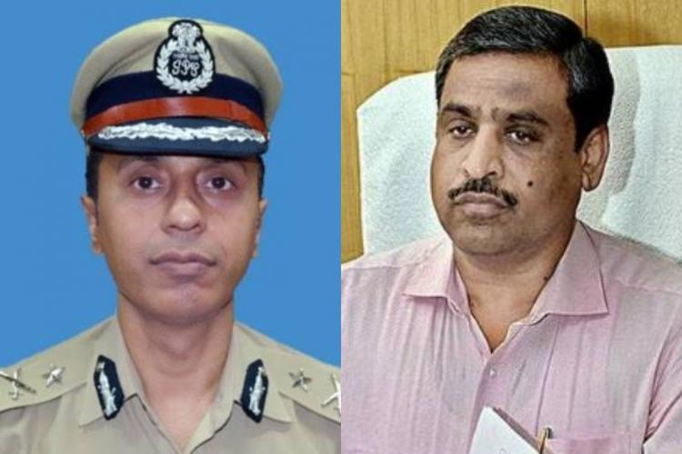 ECI transfers Coimbatore district collector and police commissioner