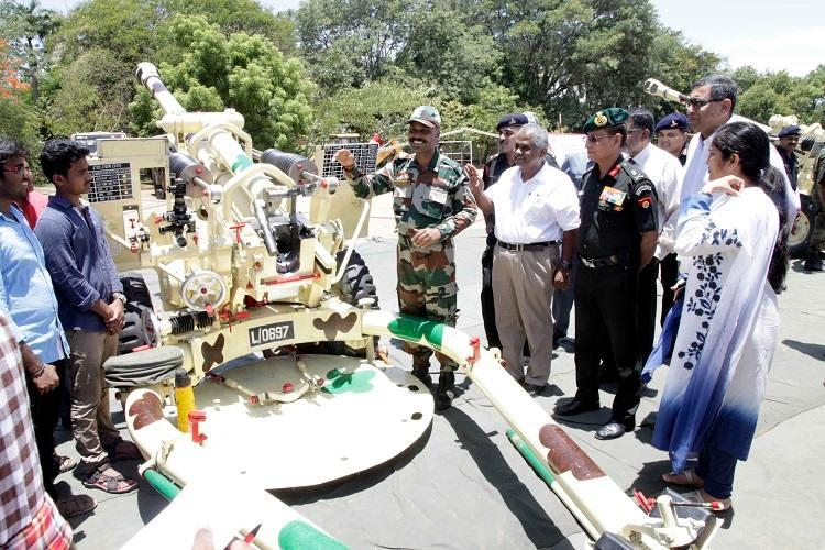 Invisible man, energy-weapons: Indian Army's 'Make In India