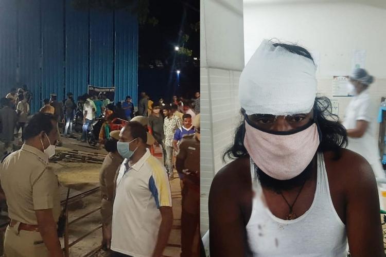 Tensions in Coimbatore after Hindu Munnani leader Ramakrishnan attacked