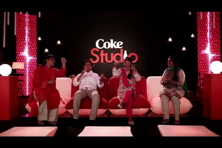 Watch Coke Studio Pakistan for the Deaf lets them feel the music and its beautiful