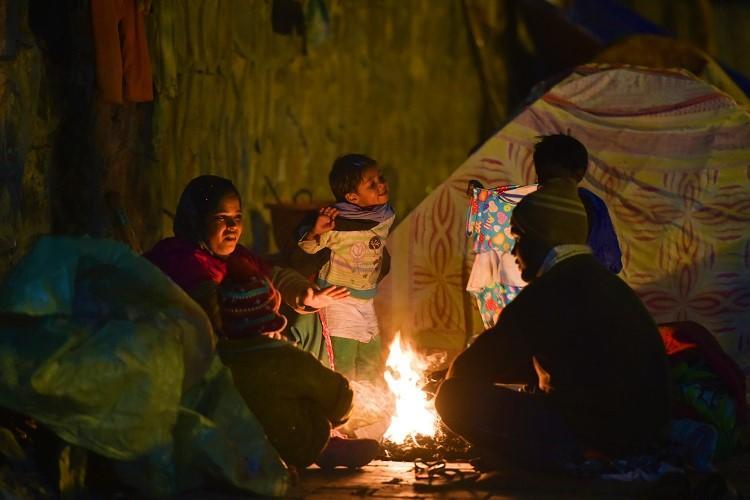 Temperatures drop across Telangana Adilabad the coldest