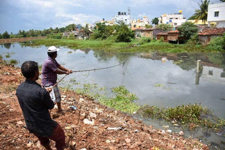 How to fight drought and build livelihoods This Karnataka lake offers a blueprint