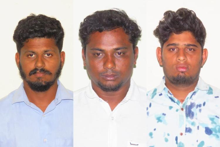 Pollachi sexual assault case Remand extended for three accused