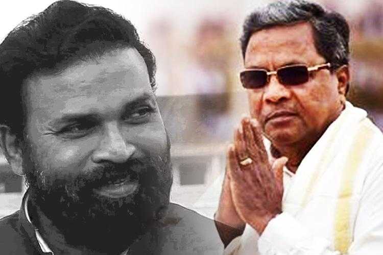 Siddaramaiah wins against Sriramulu after neck-and-neck fight in Badami