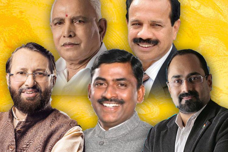 Karnataka polls BJP top brass iron out details as BS Yeddyurappa set to meet Guv again