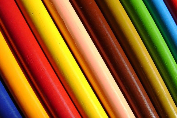 Red yellow pink and green How the worlds languages name the rainbow