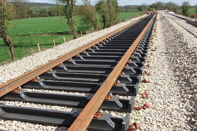 Railways to use green composite sleepers instead of wooden sleepers