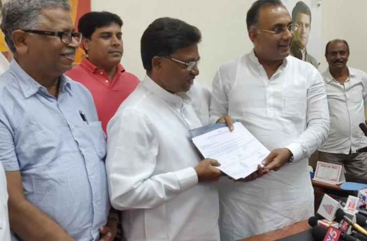 JDS Congress announce candidates for Karnataka bye-elections