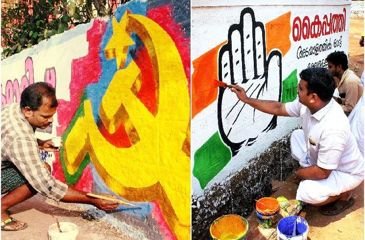 In Kerala elections celebrities rush in where politicians fear to tread