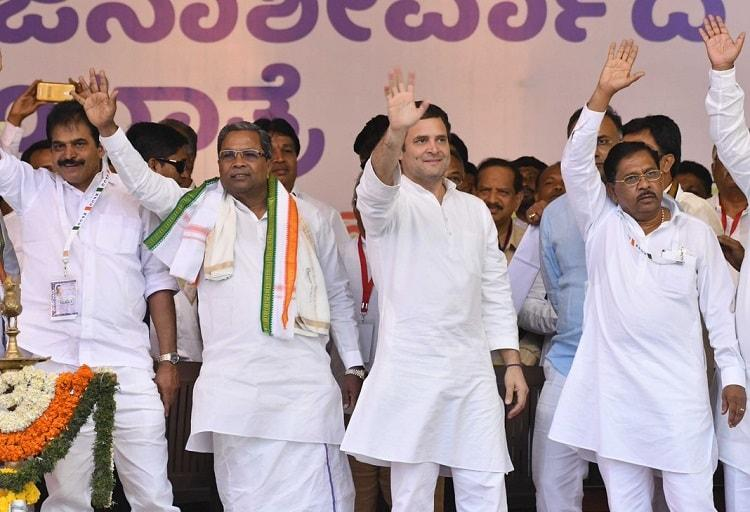 Will accommodate failed ticket aspirants in next govt Cong in damage control mode
