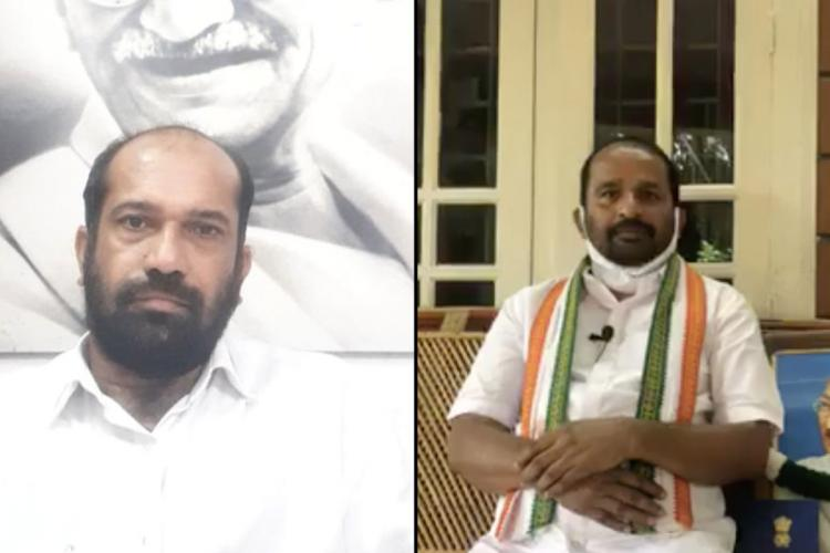 Congress leaders who are in quarantine start hunger strike at their houses