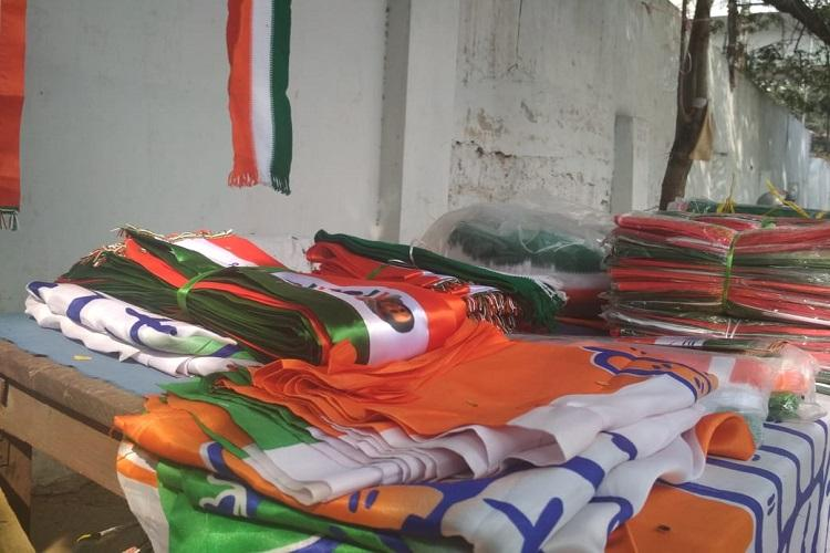 Indian Army or CRPF should guard EVM strongrooms Telangana Congress demands