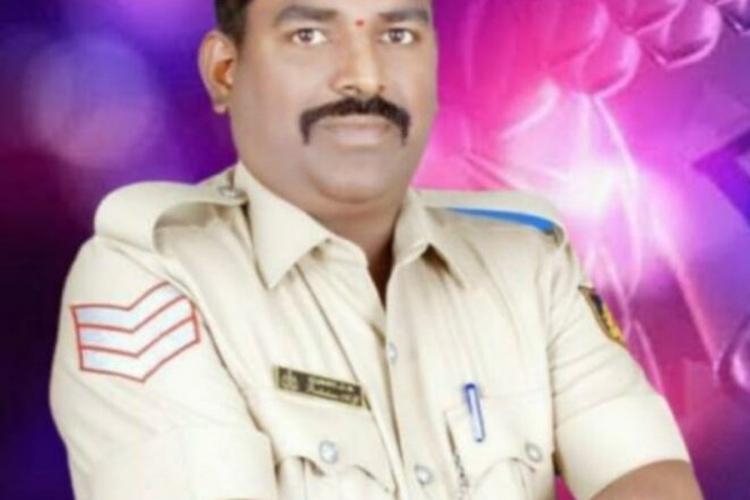 Jt Comm Crime Sandeep Patil announced his arrest