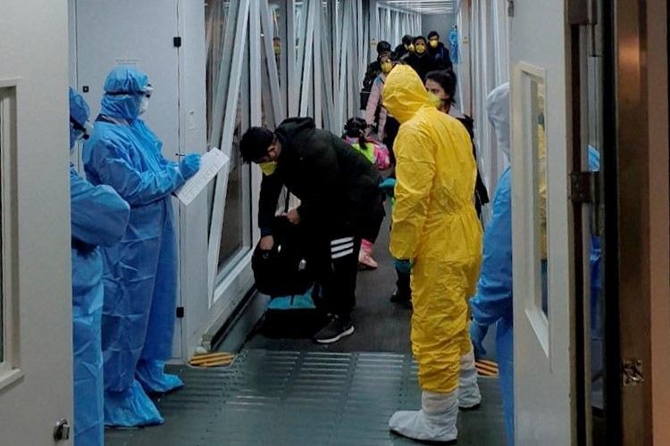 Virus outbreak chills markets, outlook for global economy