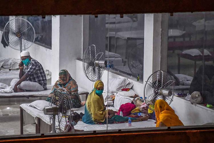 Chennai Corporation to shift elderly in COVID prone areas to quarantine centres