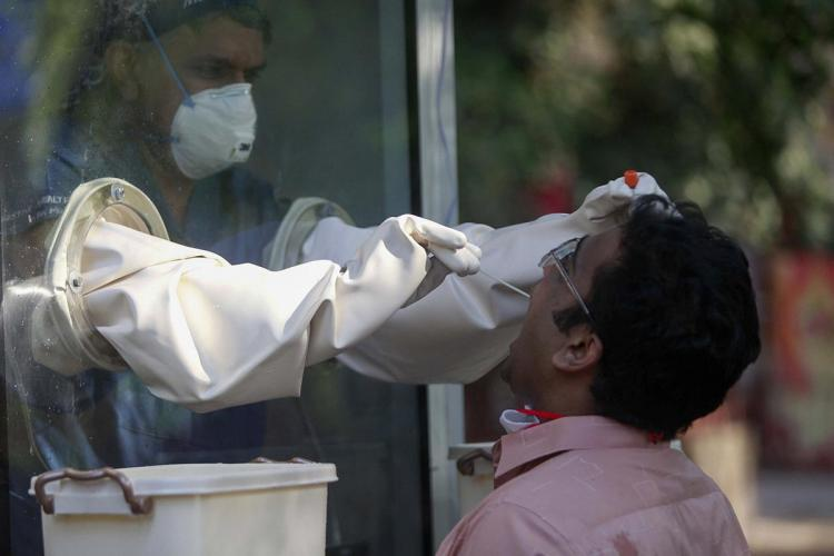 Scores of journalists test positive for COVID-19 in Mumbai