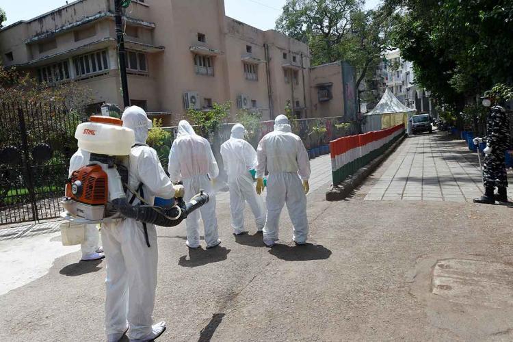COVID-19 111 containment zones declared in Karnataka