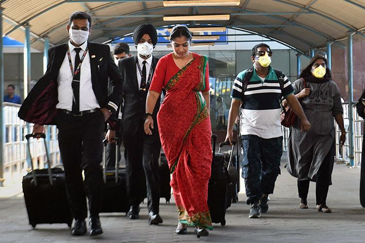 Indian flight attendants are being harassed and ostracised due to coronavirus fears