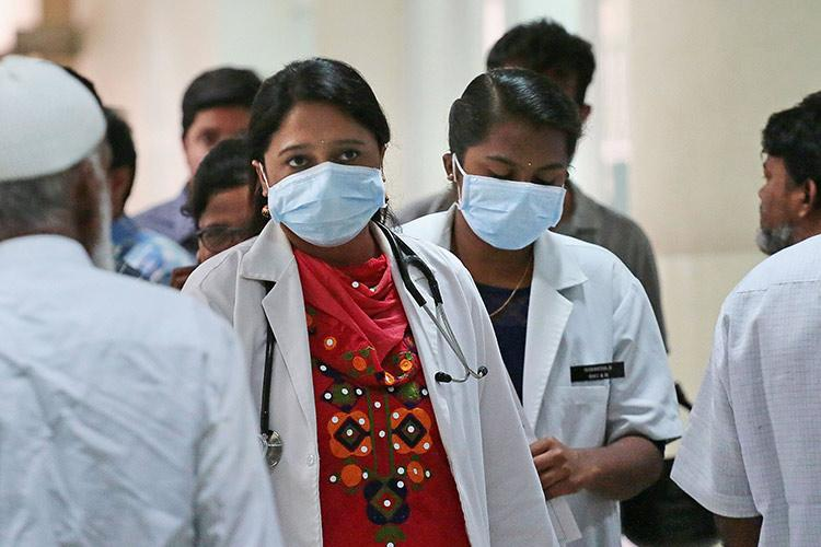 Man who landed at Bengaluru airport admitted with suspected coronavirus infection