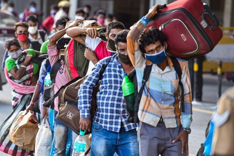 COVID-19 cases in India cross 22 lakh death toll at 6348