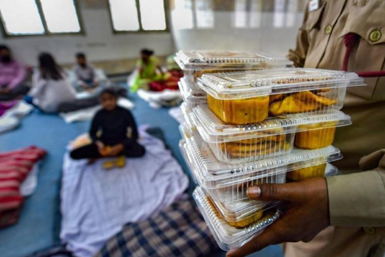 Young volunteers in Hyderabad step up to help COVID-19 patients with supplies