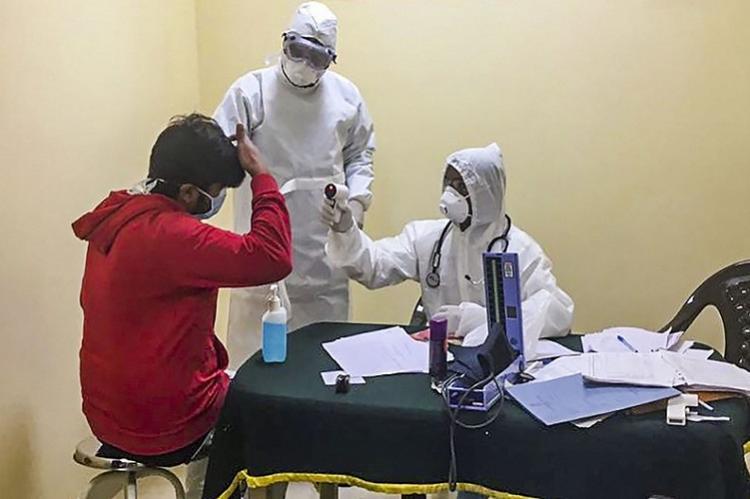 Indian man wrongly identified as coronavirus patient slams media for naming him