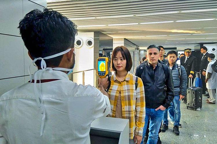 India cancels existing visas for travellers from China over coronavirus fears