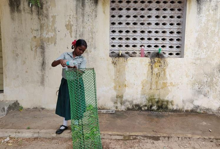 Ground check Yes Chennai corporation schools suffer from water shortage