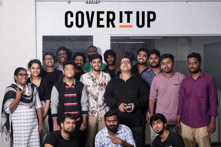 Chennai based merchandise startup Cover It Up raises Rs 35 crore in seed funding