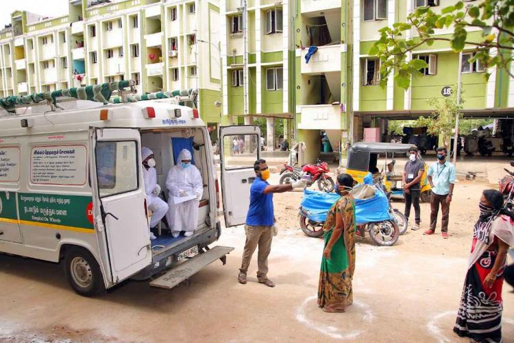 Tamil Nadu CM K Palaniswami Tests Negative for Coronavirus: Health Minister