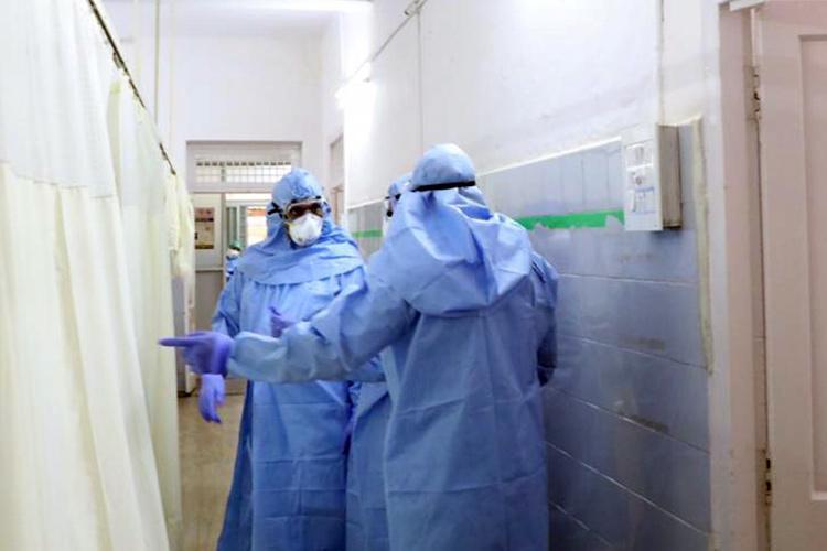 Senior Telangana cops son violates quarantine two including his father infected