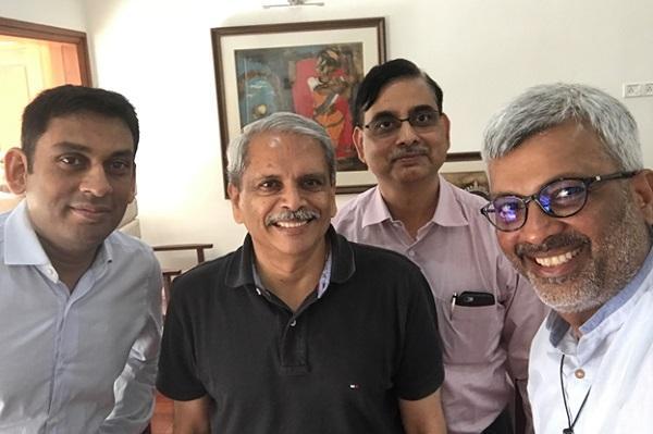 Big Data startup Crayon Data raises funding from Infosys co-founder Kris Gopalakrishnan