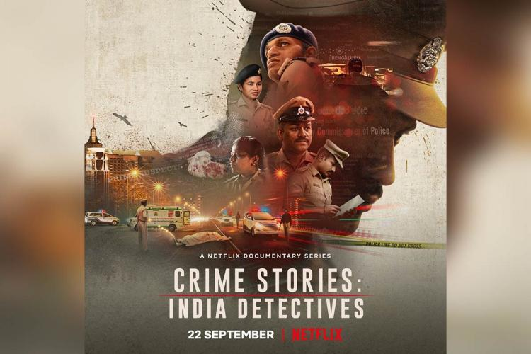 Poster of Crime Stories: India Detectives