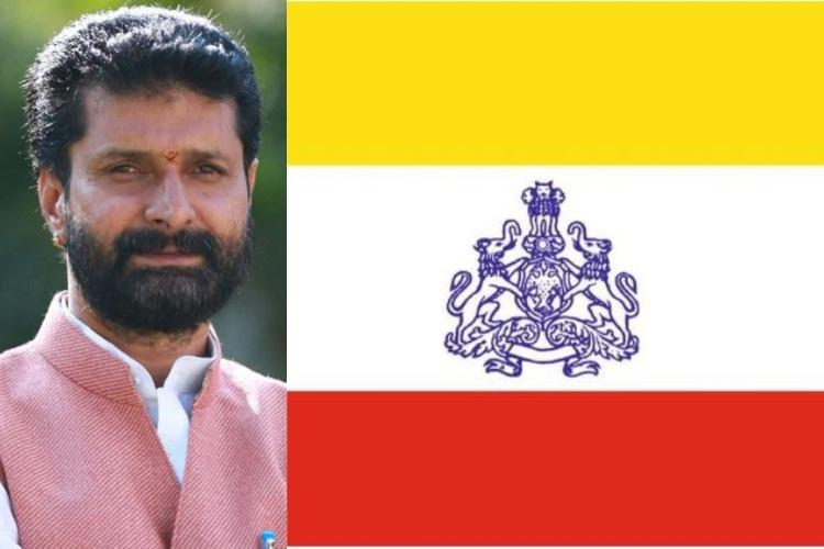 Karnataka govt will not pursue demand for separate state flag Minister CT Ravi