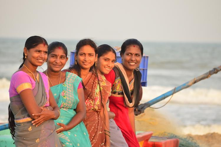 Stitching dreams by the sea How a Cuddalore womens self help group is changing lives