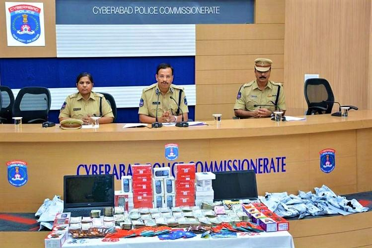 Amazon duped of Rs 15 lakh as conmen exploit non-delivery claim 5 arrested in Hyd