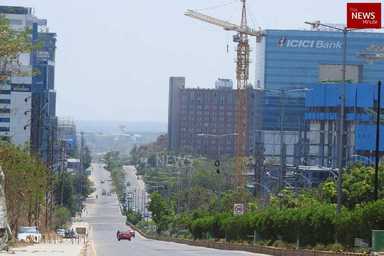 Restrictions eased for IT companies in Hyderabad but employees continue WFH