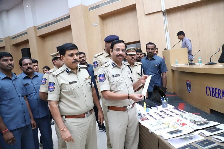 Fake visa racket busted in Telangana three held by Cyberabad police