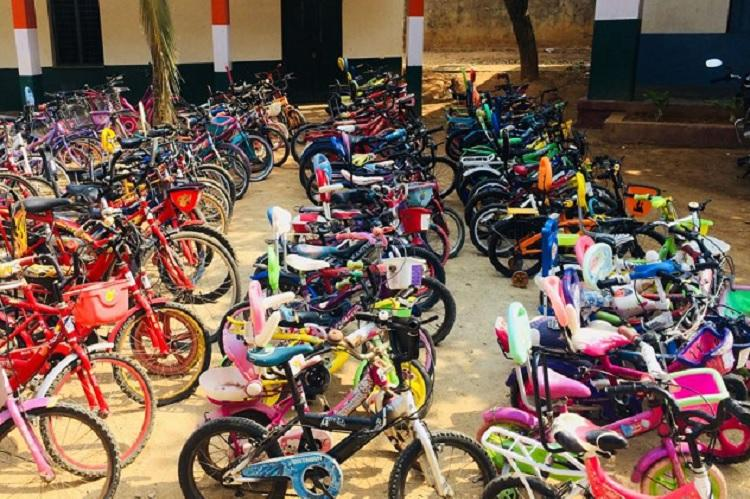 This Bengaluru group takes unused cycles and give them to underprivileged kids
