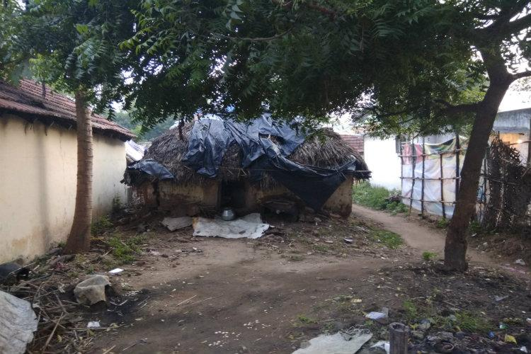 Ground report Hit by Cyclone Thane 2015 floods this TN village readies for Cyclone Gaja