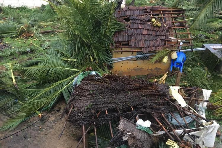 Period taboo kills during Cyclone Gaja 12-yr-old in TN made to sleep in shed dies