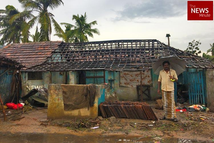 Cyclone Gaja A story of devastation in pictures