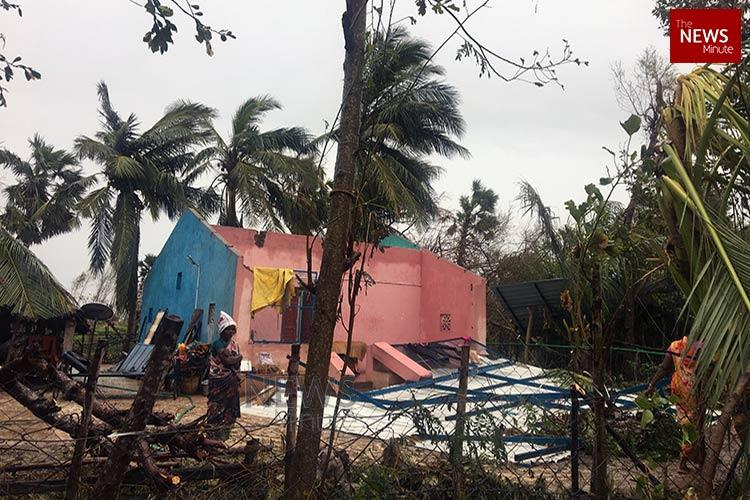 How do we rebuild without govt aid TN hamlet in ruins after Cyclone Gaja