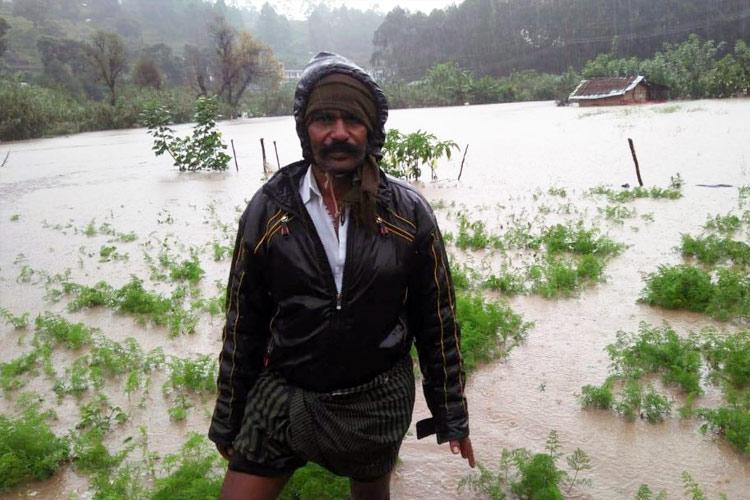Cyclone Gaja Keralas Idukki witnesses heavy rainfall landslides