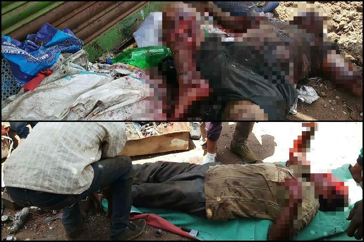 Gas cylinder blast at Hyderabad scrap shop leaves three injured